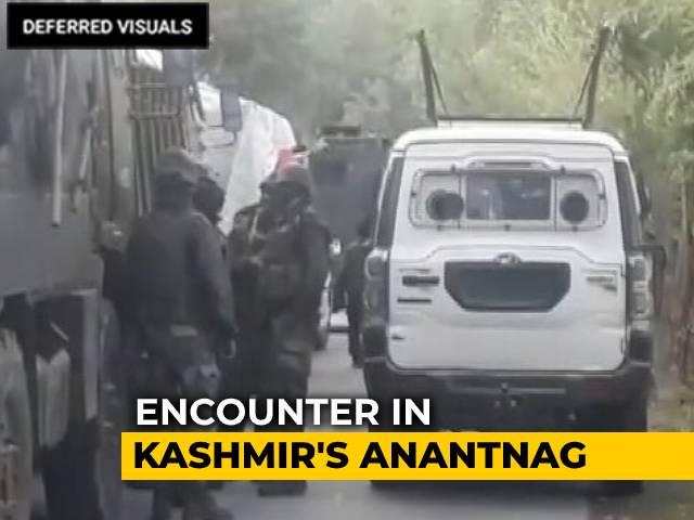 Video : 2 Terrorists Shot Dead In J&K, Killer Of 6-Year-Old Boy Escapes