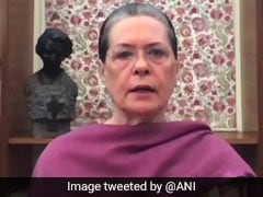 """For Equity, Social Justice"": Sonia Gandhi Writes To PM Over NEET Quota"