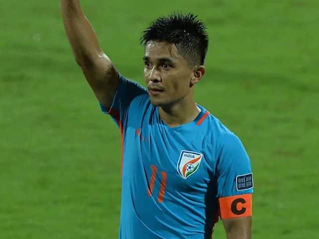 भारतीय फुटबॉल टीम के कप्तान सुनील छेत्री ने इस मैच को करियर का सबसे खास बताया