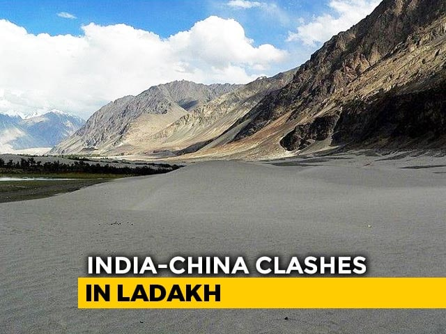 Video : 4 Soldiers Critical After Ladakh Clash, Says Report; 20 Soldiers Killed