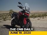 Video : Triumph Tiger 900 Launch, KTM 500 cc Bikes, Toyota Plant Shuts Again