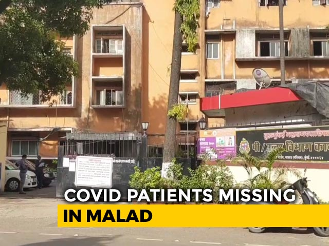 """Video : 70 Covid Patients In Mumbai Missing, Minister Says """"They Haven't Fled"""""""