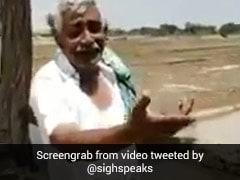 खेत में किसान ने पत्नी के साथ शानदार अंदाज में गाया लता मंगेशकर का गाना, Video ने मचाया धमाल