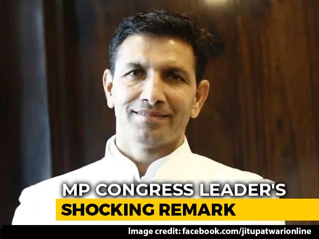 "Video : ""5 Daughters For A Son"": Madhya Pradesh Congress Leader's Shocking Remark"