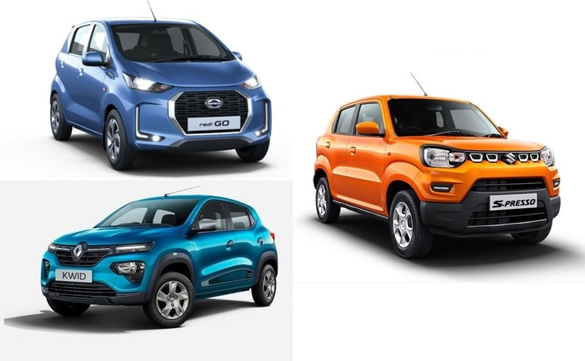 The Datsun Redi-GO facelift comes with both 800 cc & 1.0-litre BS6 compliant petrol engines