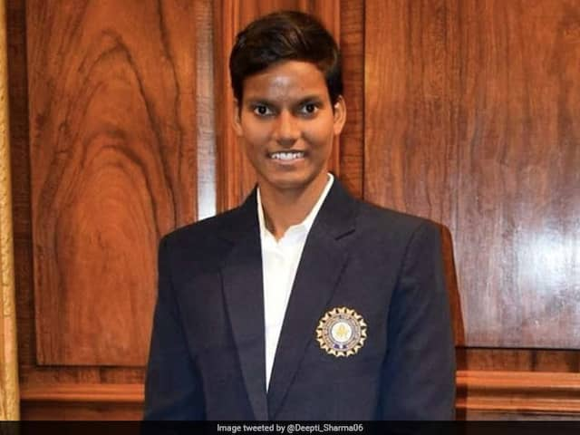 """Deepti Sharma """"Extremely Grateful"""" To Be Nominated For Arjuna Award"""