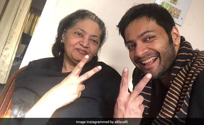 'This World Wasn't For You:' Ali Fazal's Tribute To Mother. It's OK To Cry
