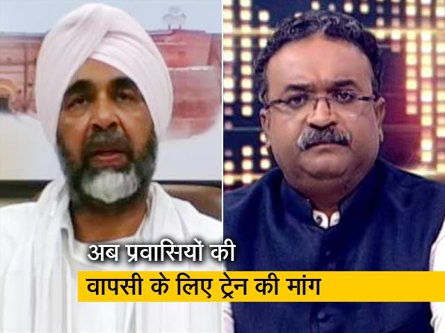 Videos : पंजाब के वित्त मंत्री मनप्रीत सिंह बादल से खास बातचीत