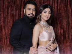"Raj Kundra ""Can't Take His Eyes Off"" Birthday Girl Shilpa Shetty. See His Post"