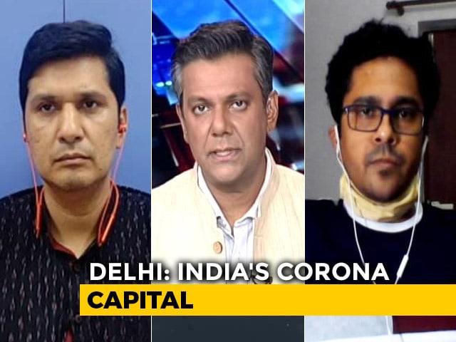 Video : With Over 70,000 Coronavirus Cases, Delhi Surpasses Mumbai
