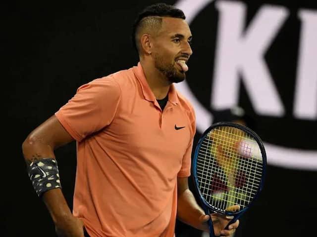 """Boris Becker Bigger Doughnut Than I Thought"": Nick Kyrgios Hits Out At Tennis Legend"
