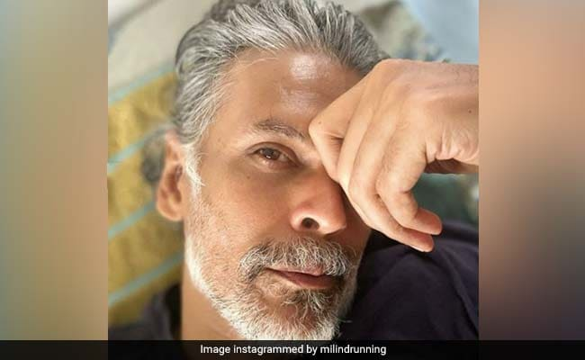Here's What Milind Soman's 'Workout Wednesday' Looks Like