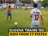 Video : Football Academy In Delhi, A Safe Haven During Pandemic
