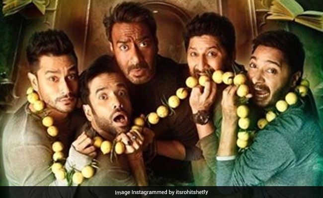 Golmaal Again To Re-Release In COVID-Free New Zealand. 'The Show Must Go On,' Writes Rohit Shetty