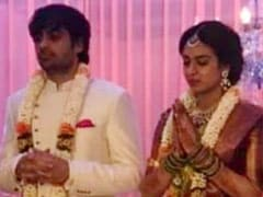 <I>Saaho</I> Director Sujeeth Gets Engaged To Pravallika