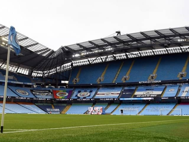 Manchester City Given Go-Ahead To Host Liverpool At Etihad Stadium