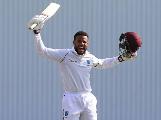 Shai Hope Says Red-Ball Batting My Favourite Part Of Game But Want To Improve Stats