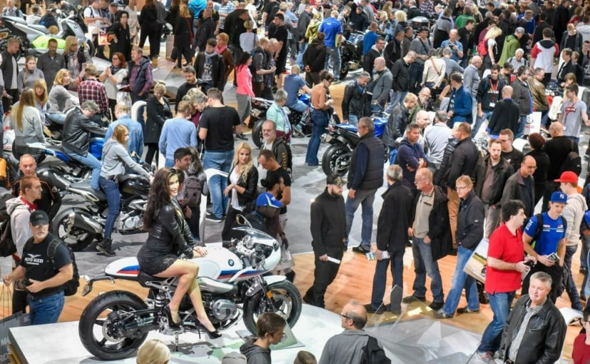 The 2020 Intermot show in Cologne, Germany, has been cancelled due to Covid-19