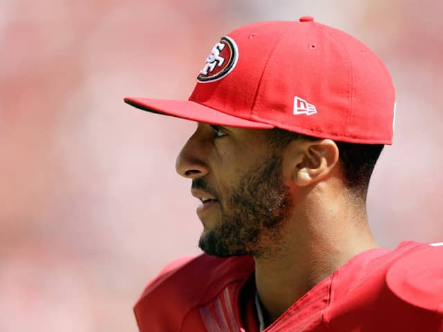 Former NFL Star Colin Kaepernick To Feature In Six-Part Series Based On His Life