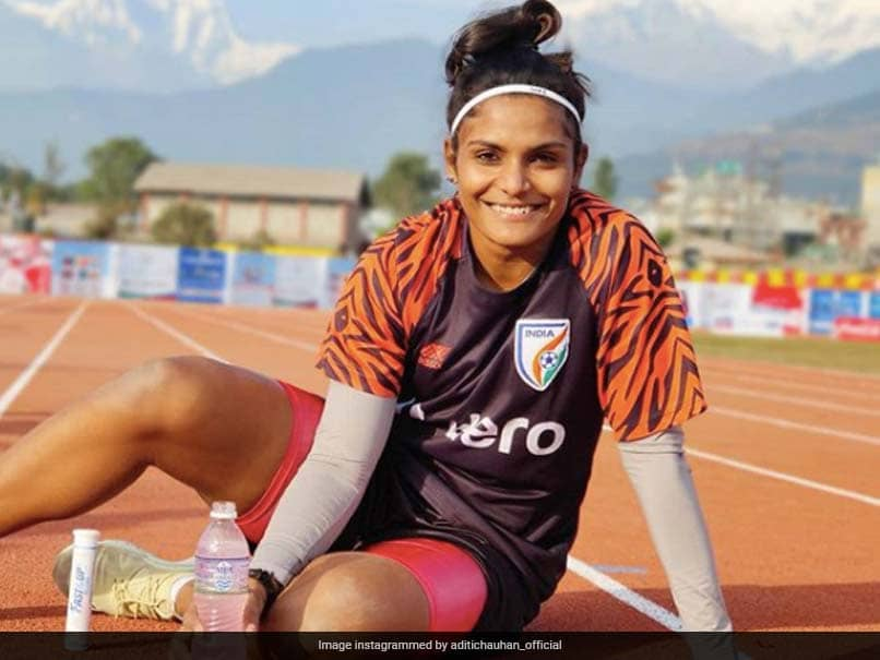 Aditi Chauhan Says Dual Advantage For India To Host Both U-17 Womens World Cup