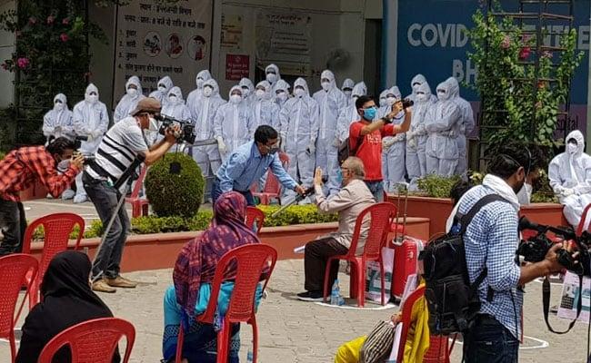 भोपाल: चिरायु अस्पताल से 108 मरीज स्वस्थ हो घर लौटे, अस्पताल का दावा-ऑक्सीजन थैरेपी ने दिए शानदार रिजल्ट..