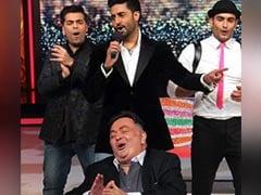 "Amitabh Bachchan Shares An Adorable Post For ""Simply Unbeatable"" Rishi Kapoor"