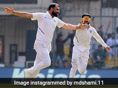 """Mohammed Shami Says If Shine Is Maintained """"Ball Will Reverse"""" Even Without Saliva"""