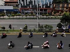 Hundreds Protest Against Nepal's Coronavirus Response