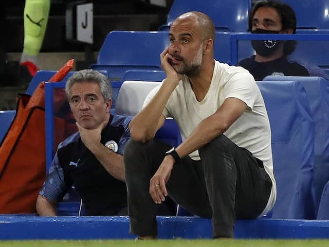 Manchester City Did Not Match Liverpools Passion, Says Pep Guardiola