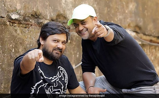 'Legends Don't Die': Wajid Khan's Brother Sajid Shares A Tribute