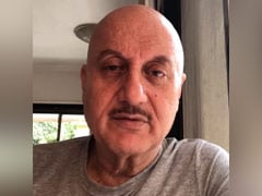 Sushant Singh Rajput's Co-Star Anupam Kher Urges Young Actors Not To Give Up On Dreams