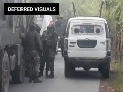 3 Terrorists Killed In Encounter In J&K's Anantnag