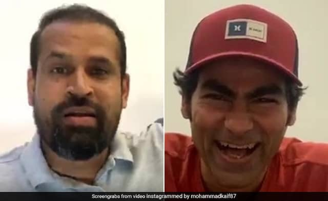 Irfan Pathan comes with a savage response to Mohammad Kaif comment on 'yo-yo' test watch Video