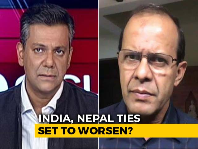 Video : Solve Border Dispute Diplomatically: Nepal MP
