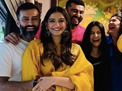 "Rhea Kapoor's ""Insane"" Gift For ""Best Brother-In-Law"" Anand Ahuja"