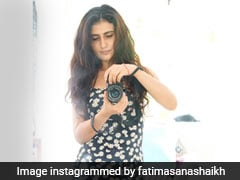 Fatima Sana Shaikh's Style Is Summery And Chic All Year Through