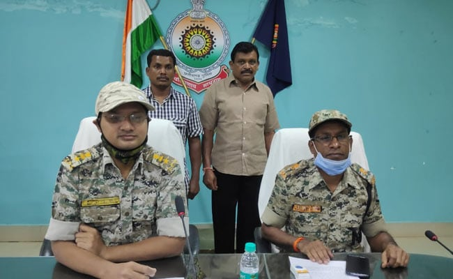 Chhattisgarh BJP Leader Arrested For Allegedly Giving Tractors To Maoists