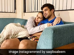 <i>'83</i> Actor Saqib Saleem Is The Latest Chef On The Block, And Sister Huma Qureshi Is Crying 'Tears Of Joy'