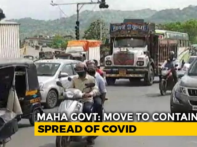 Video: Maharashtra Lockdown Extended: New Rules Cause Confusion?