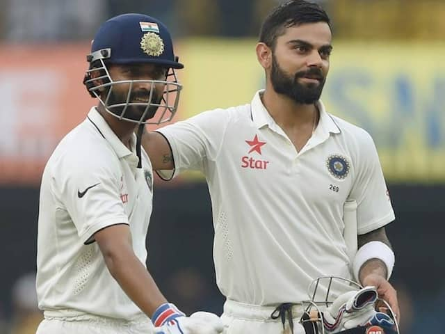 Ajinkya Rahane Birthday: Virat Kohli Leads Wishes As India Batsman Turns 32