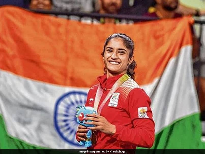 Government Sanctions 40-Day Overseas Training Camp For Vinesh Phogat And Her Team