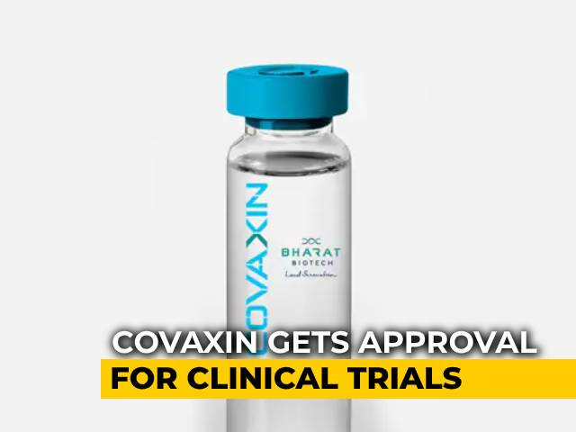 Video : COVAXIN, India's First COVID-19 Vaccine Candidate, Set For Phase I, II Human Trials