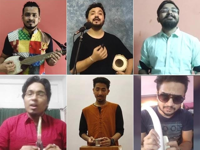 Video : All For Bengal: A Musical Dedication To The Spirit Of Hope