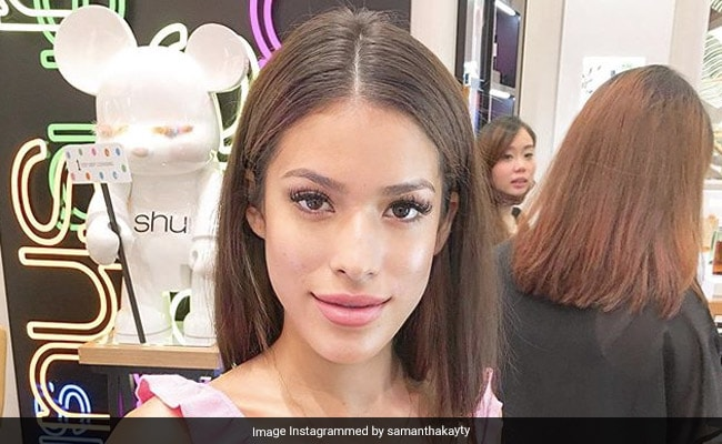 Malaysian Beauty Queen Sorry Over Racist US Protest Remarks