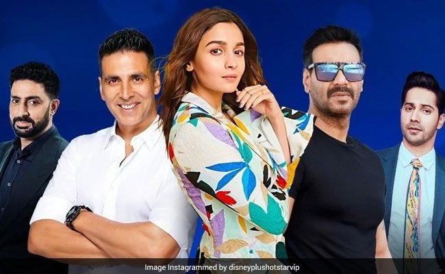 7 Big Bollywood Films To Release Online, Among Them Akshay Kumar's Laxmmi Bomb And Ajay Devgn's Bhuj