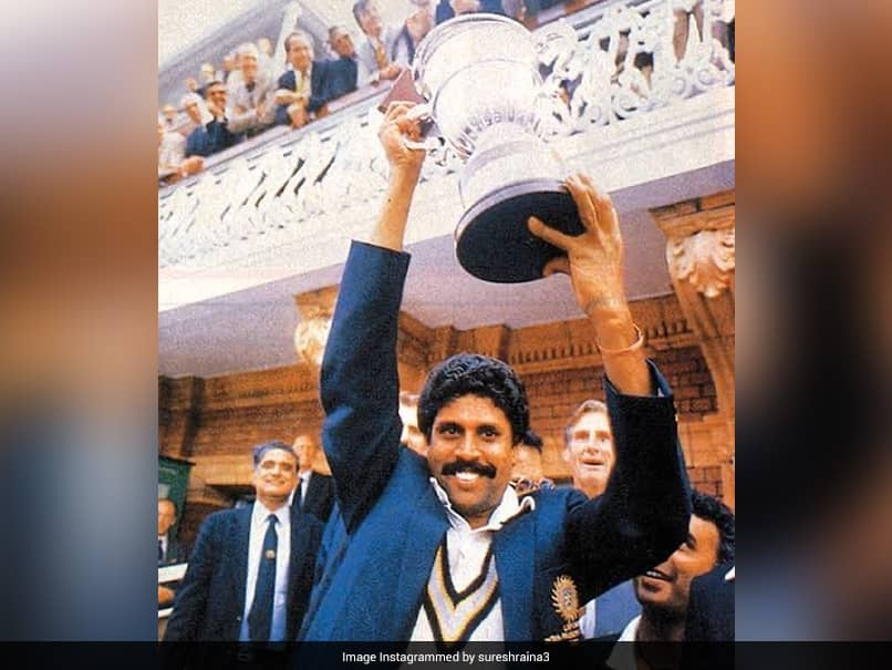 """1983 World Cup Win """"Will Never Be Forgotten"""": Indian Cricketers Recall Landmark Day"""