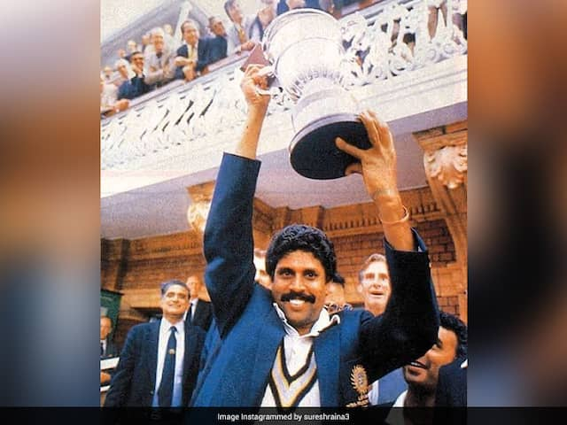 1983 World Cup: Kapil Dev, Ravi Shastri And Others Recall Indias Maiden World Cup Title Win