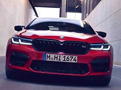 Top 5 Highlights: BMW M5 Competition