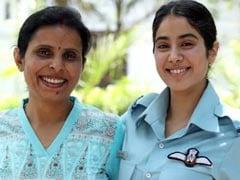 The Real Gunjan Saxena Wrote This About Teaser Of Biopic Starring Janhvi Kapoor