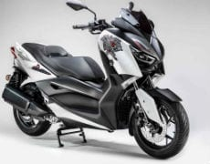 Yamaha XMax 300 Roma Edition Pays Tribute To Italy Recovering From COVID-19